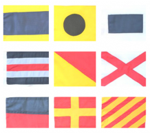Nautical Flag Sets